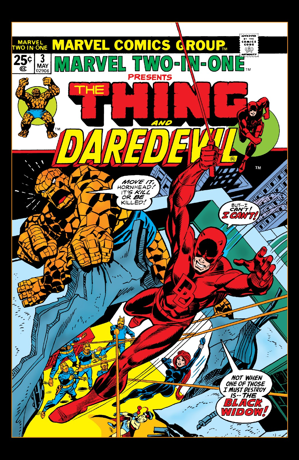 Read online Marvel Two-In-One Epic Collection: Cry Monster comic -  Issue # TPB (Part 1) - 85