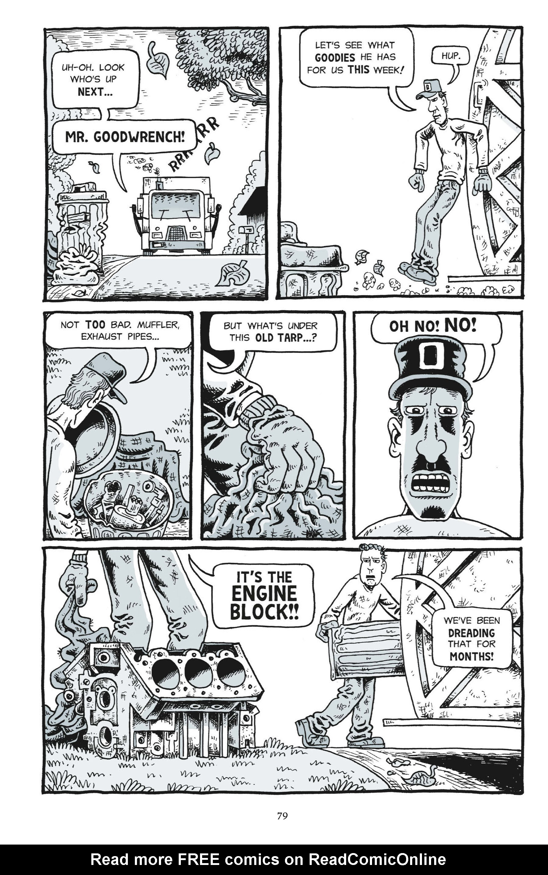 Read online Trashed comic -  Issue # Full - 78