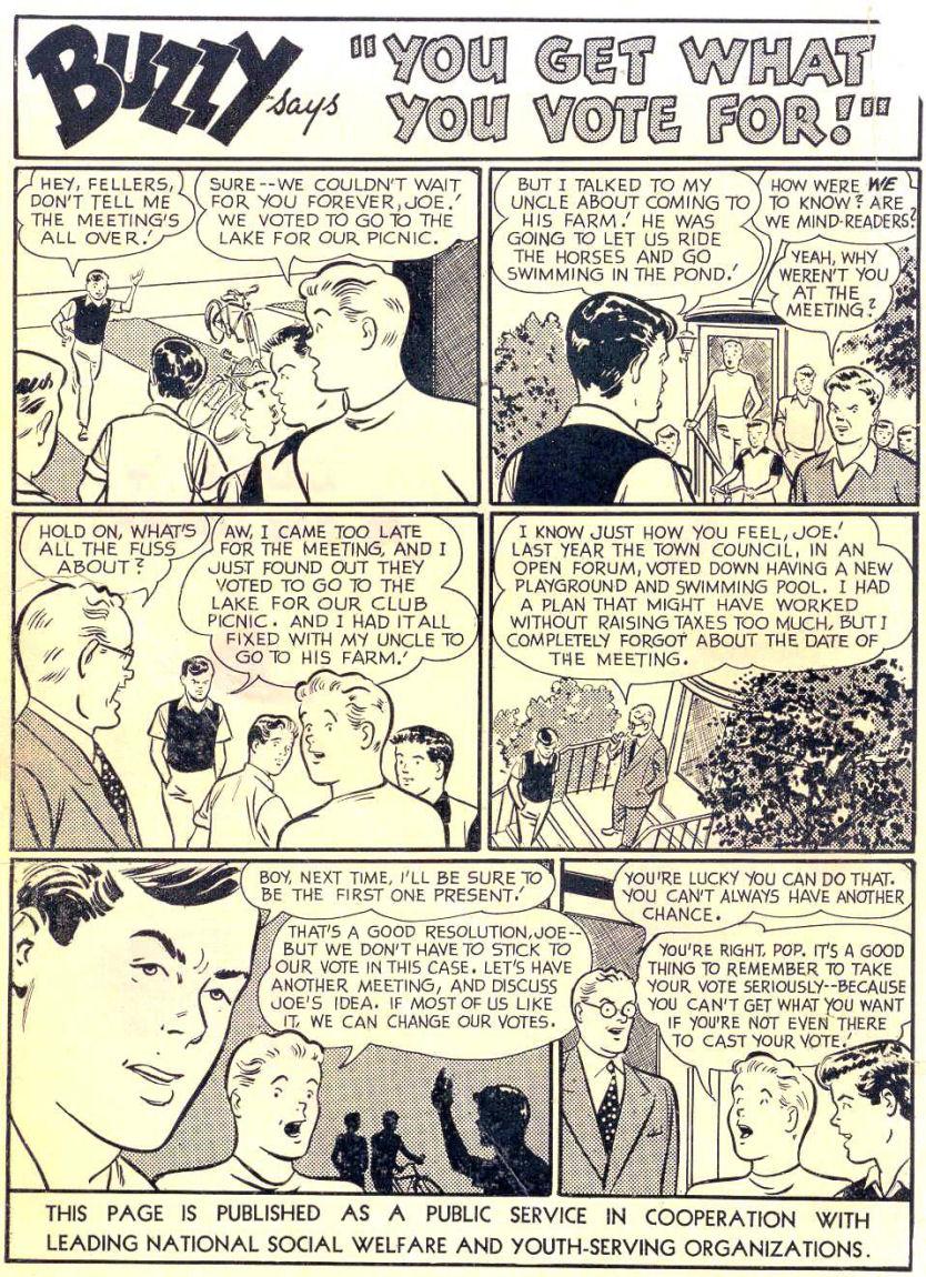 Read online Sensation (Mystery) Comics comic -  Issue #112 - 2