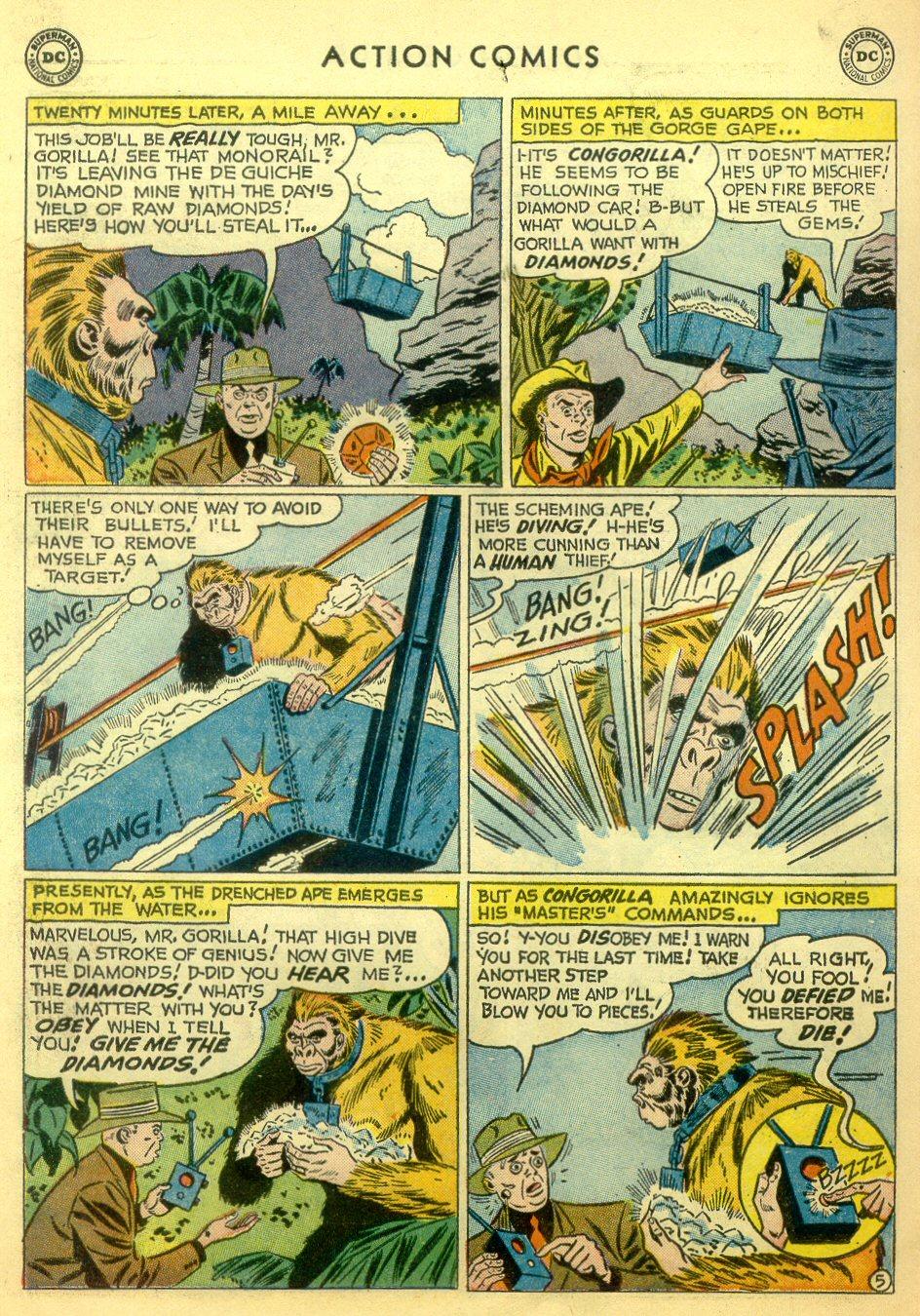 Action Comics (1938) 251 Page 21
