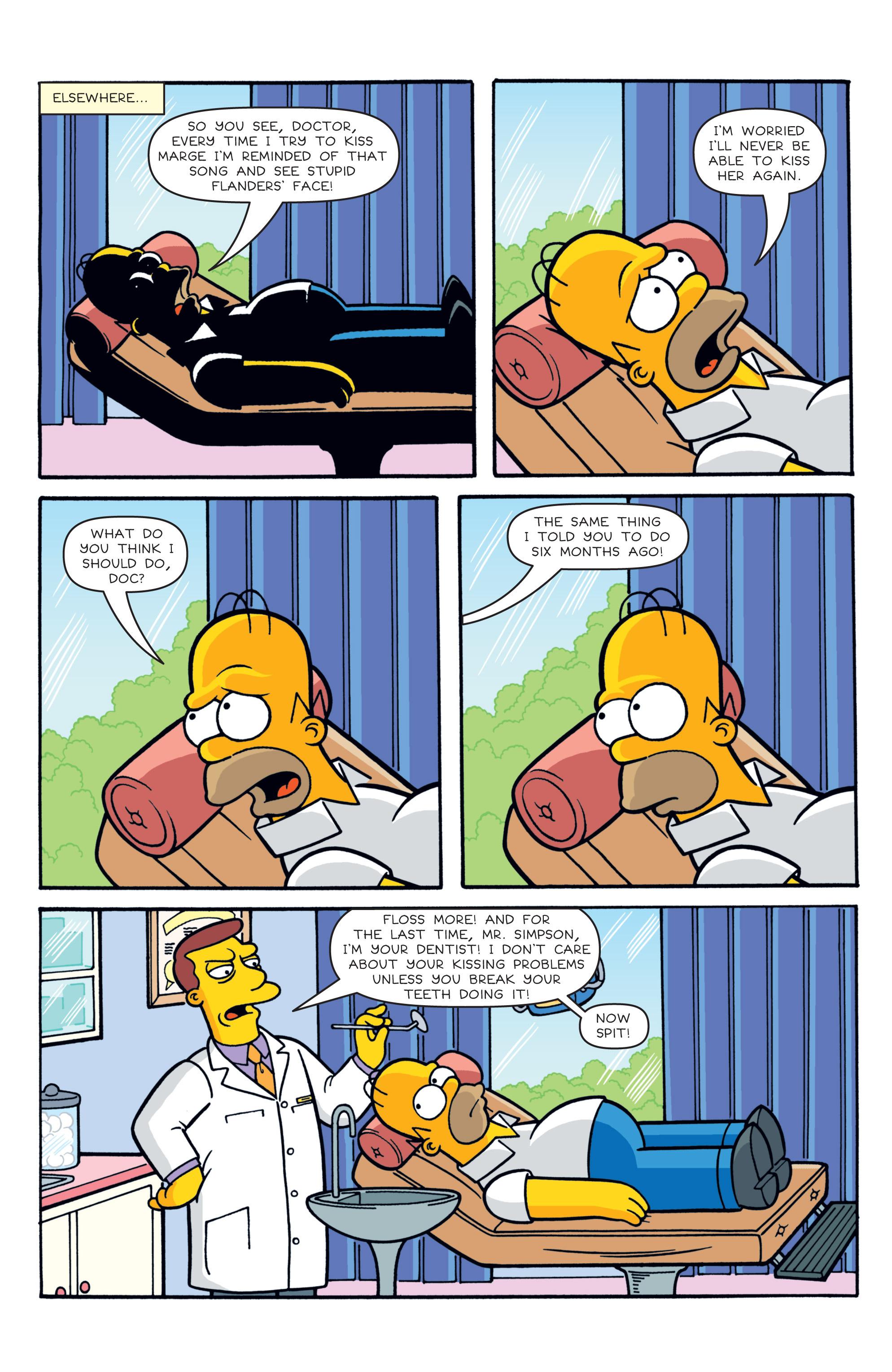 Read online Simpsons Comics comic -  Issue #188 - 16