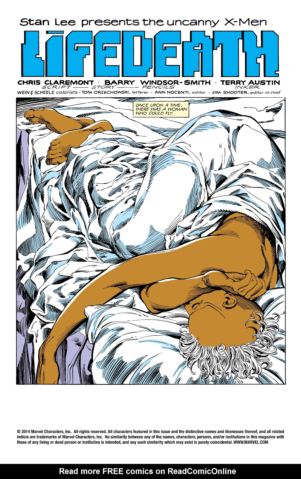 Uncanny X-Men (1963) issue 186 - Page 2