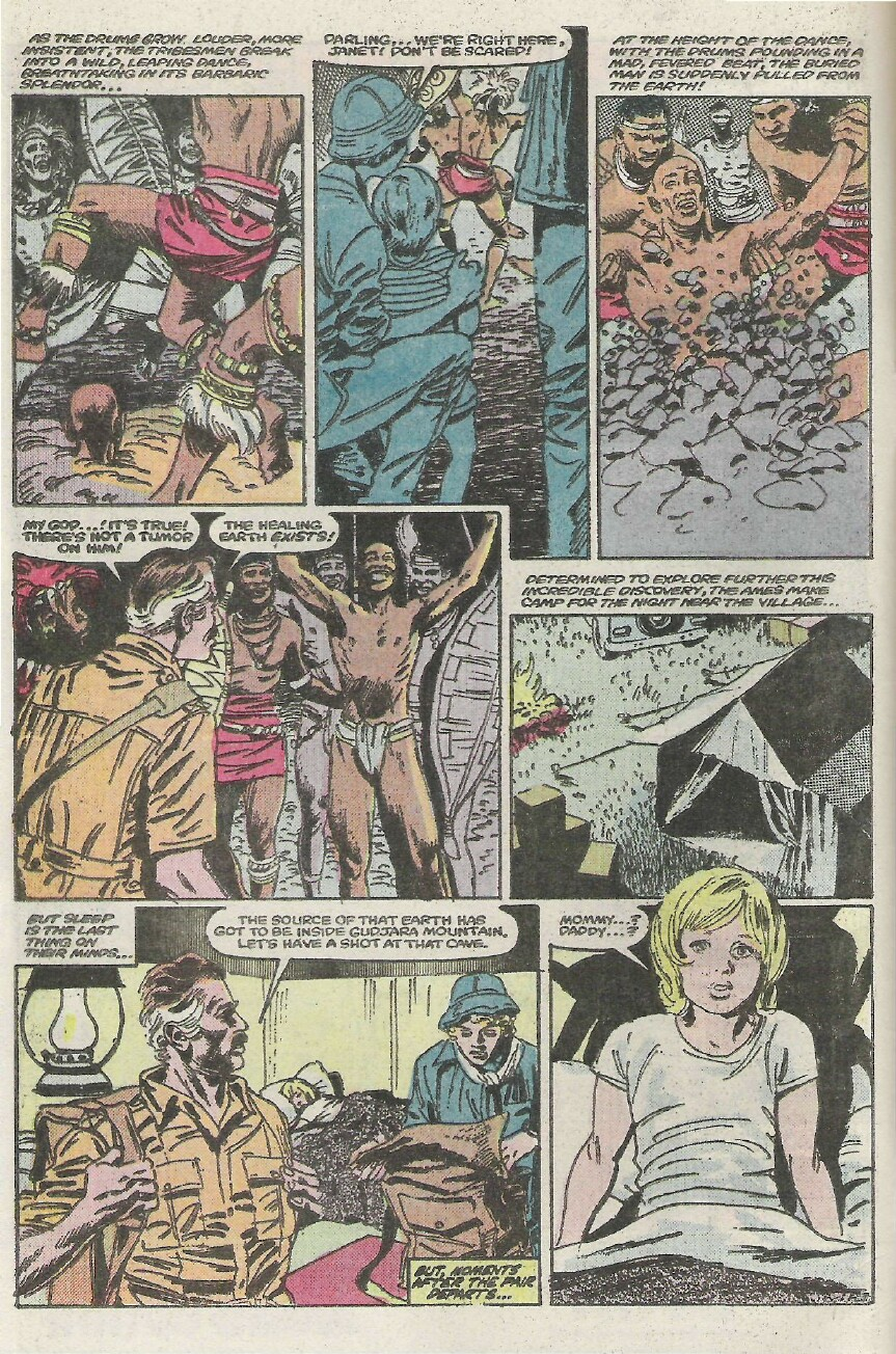 Read online Sheena comic -  Issue #1 - 3