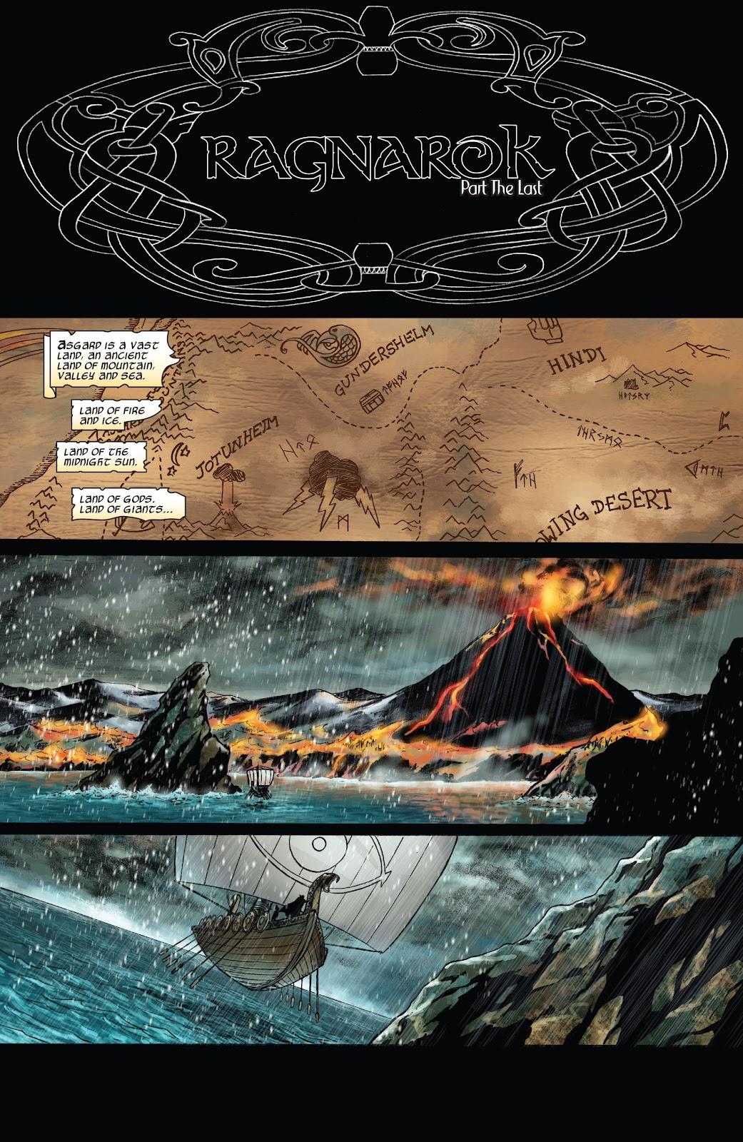 Read online Thor: Ragnaroks comic -  Issue # TPB (Part 3) - 43