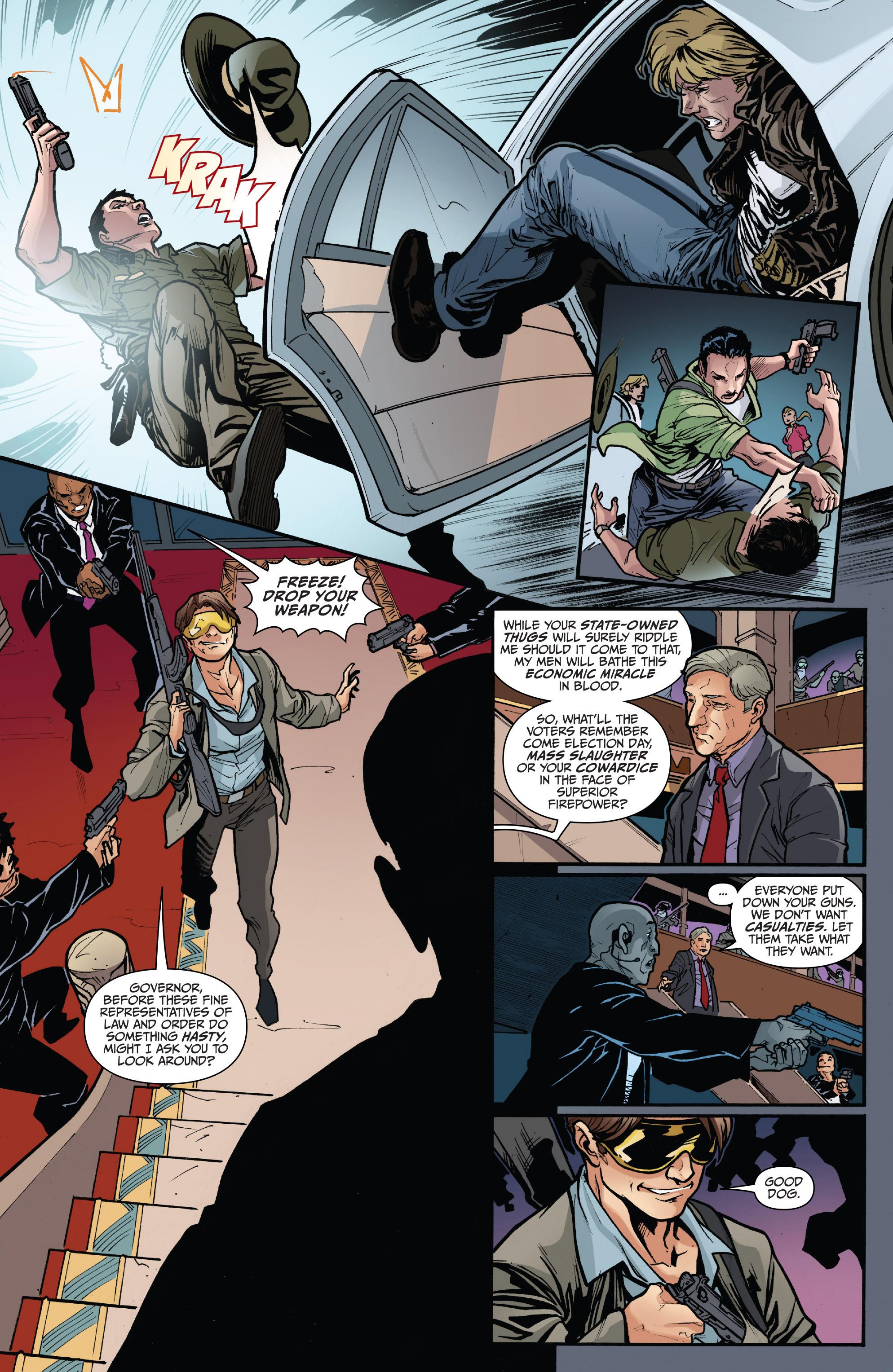Read online 3 Guns comic -  Issue #6 - 7