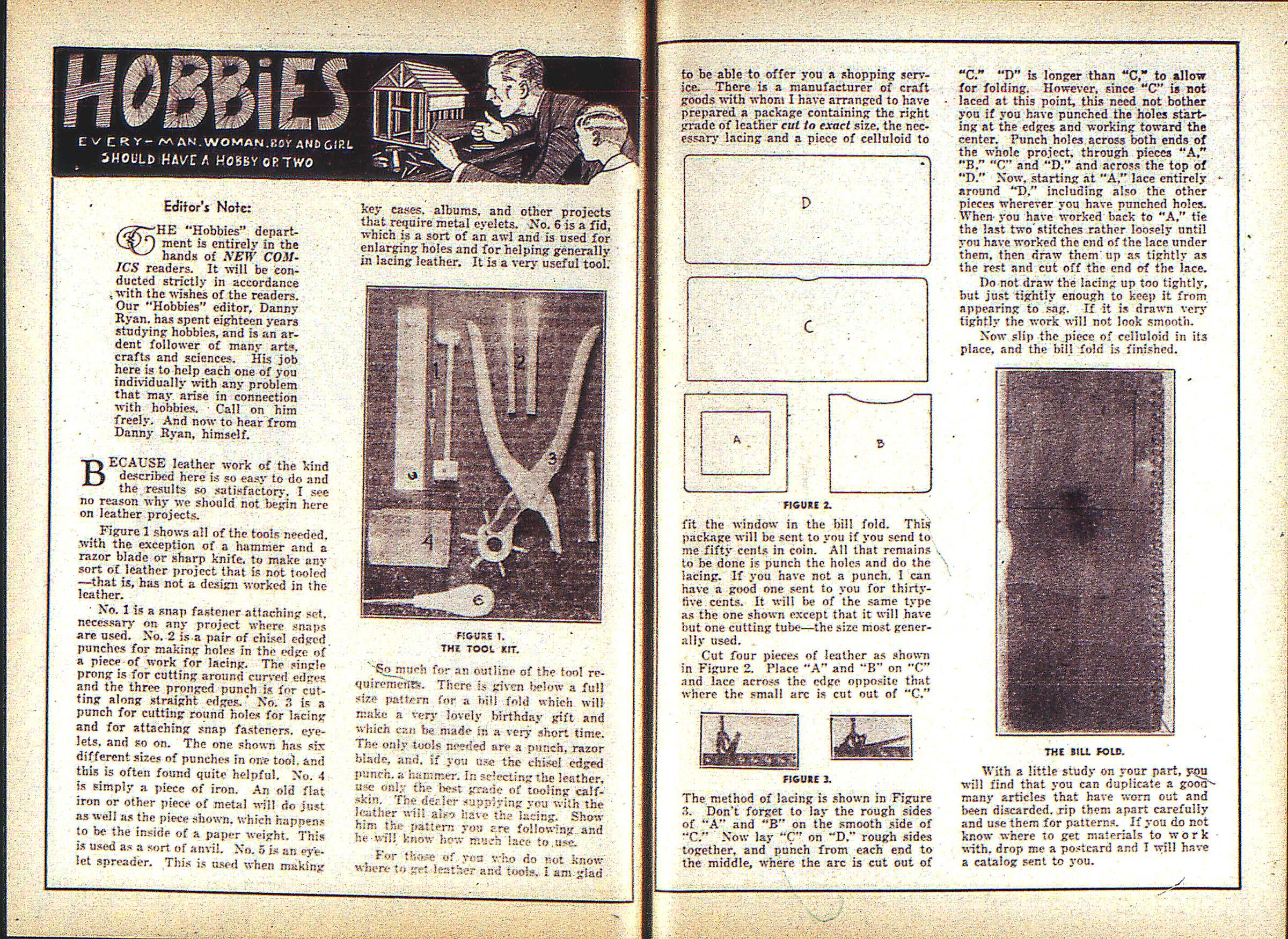 Read online Adventure Comics (1938) comic -  Issue #3 - 30