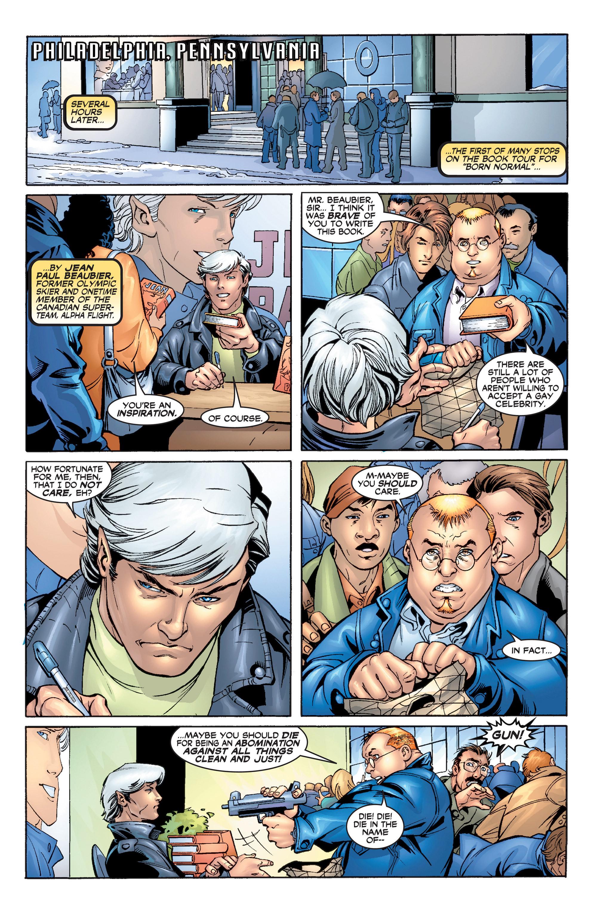 Read online Uncanny X-Men (1963) comic -  Issue #392 - 5