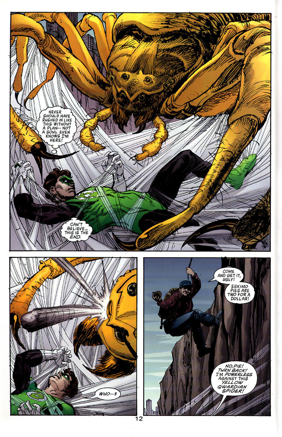 Read online Green Lantern: Legacy: The Last Will and Testament of Hal Jordan comic -  Issue # TPB - 17