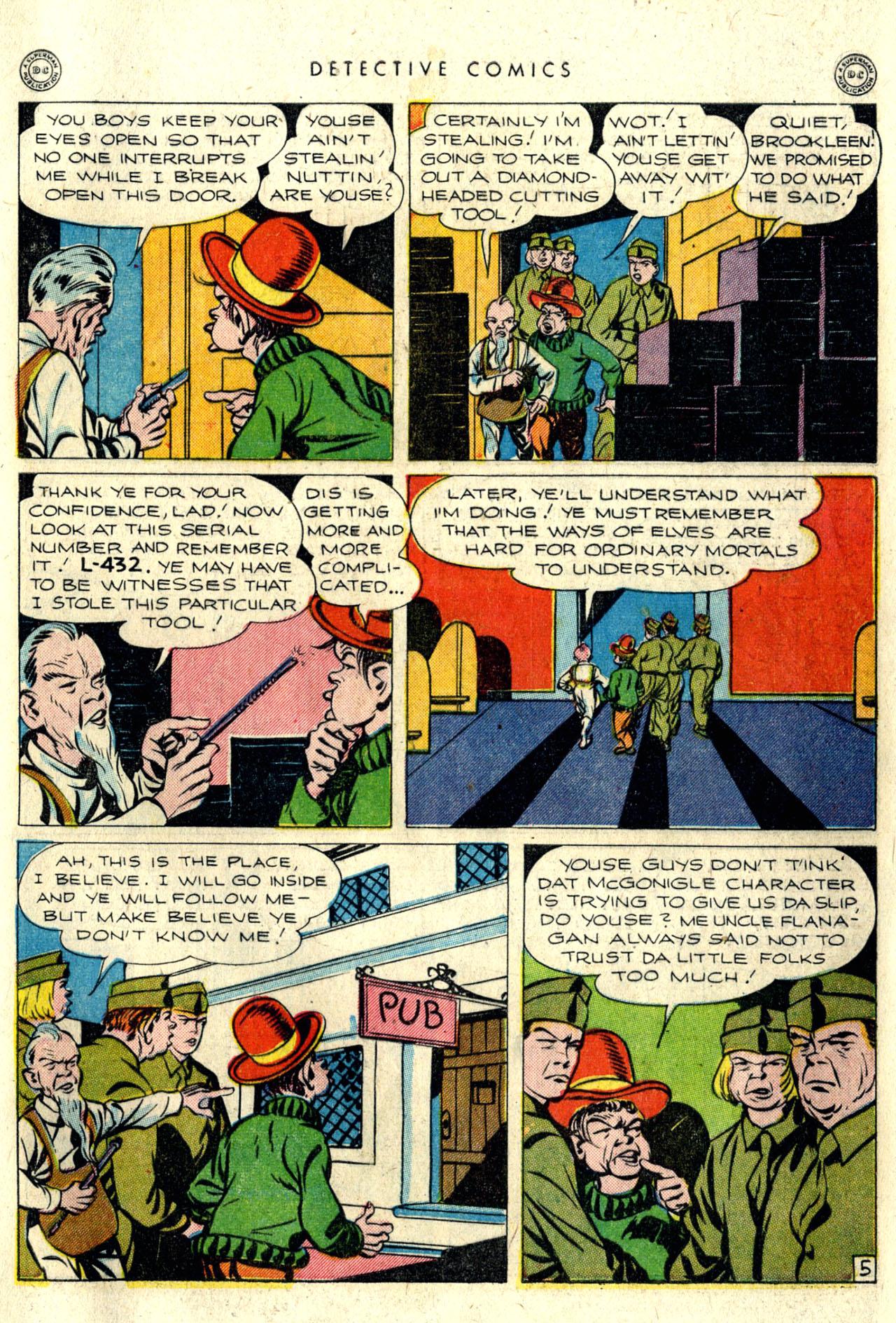 Read online Detective Comics (1937) comic -  Issue #100 - 42