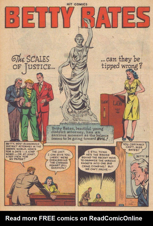 Read online Hit Comics comic -  Issue #46 - 30