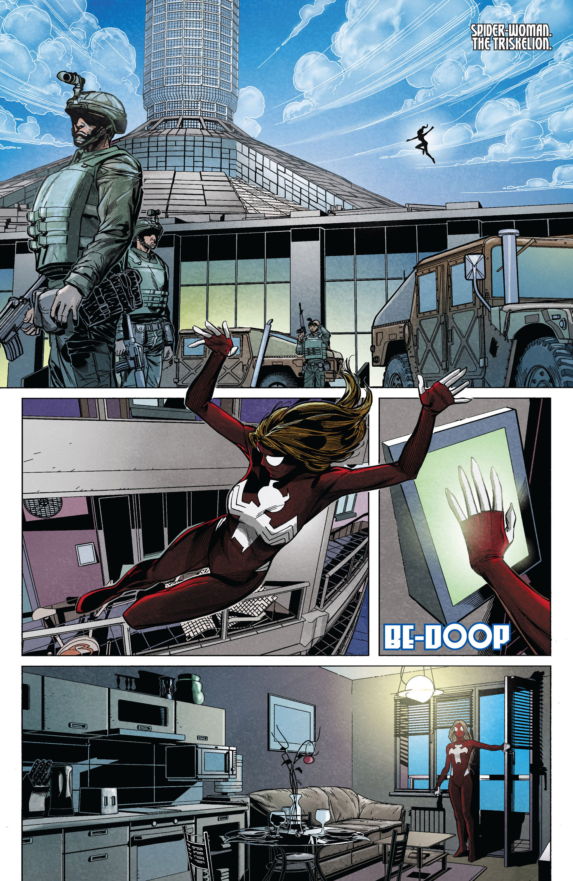 Read online Ultimate Comics Ultimates comic -  Issue #5 - 8
