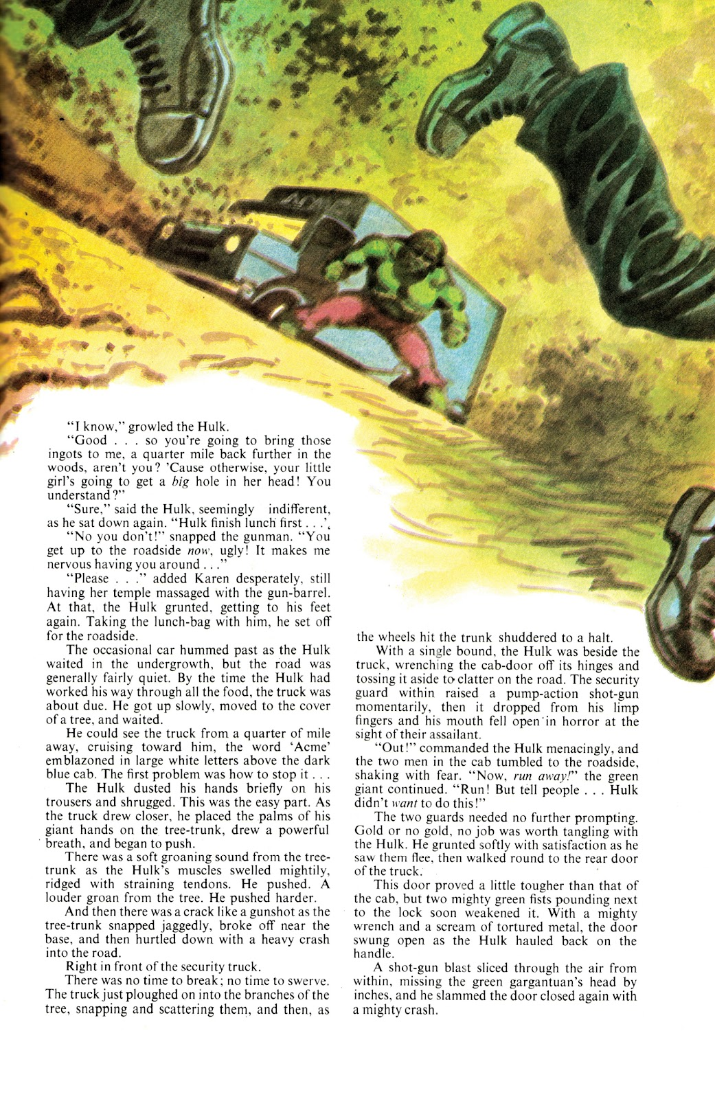 Read online Hulk: From The Marvel UK Vaults comic -  Issue # TPB (Part 2) - 72