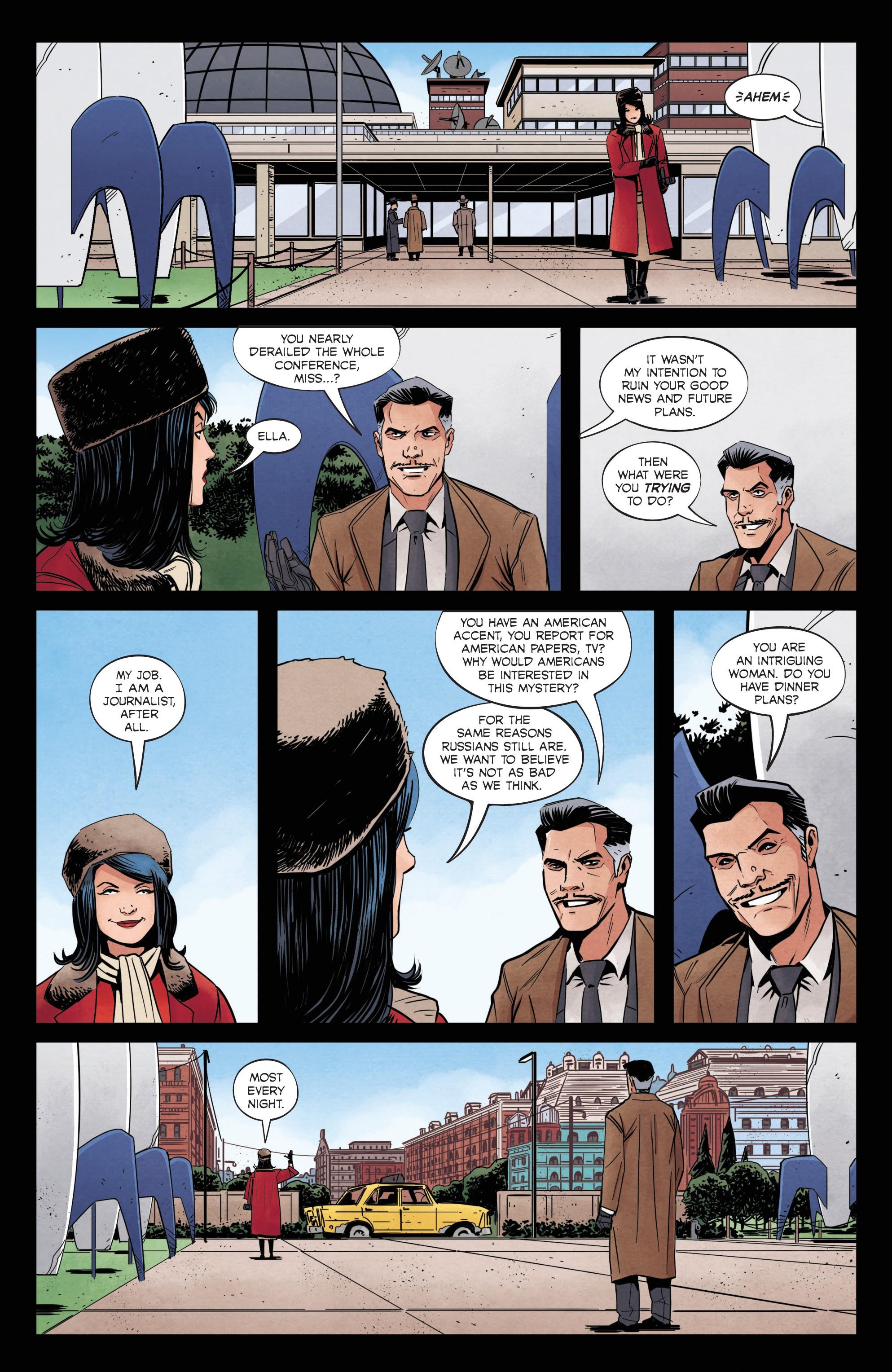 Vampirella/Red Sonja #1 #1 - English 12