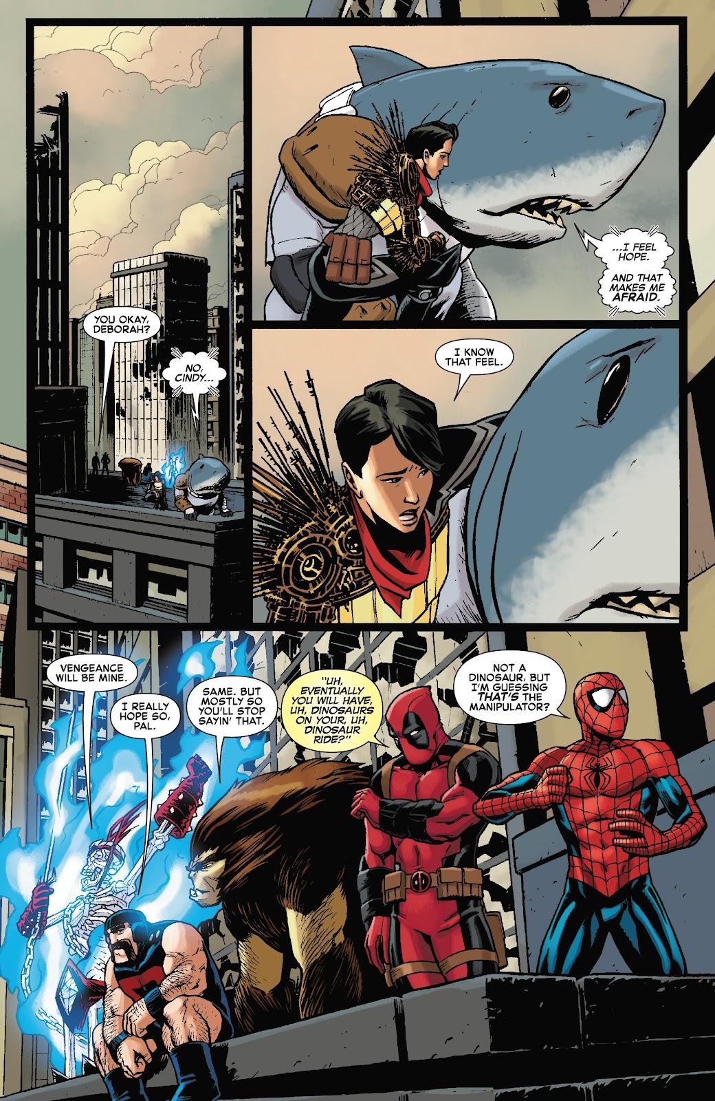 Read online Spider-Man/Deadpool comic -  Issue #47 - 11
