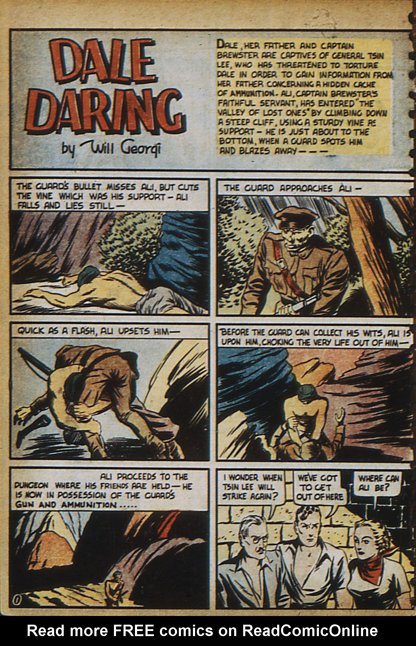 Read online Adventure Comics (1938) comic -  Issue #18 - 11