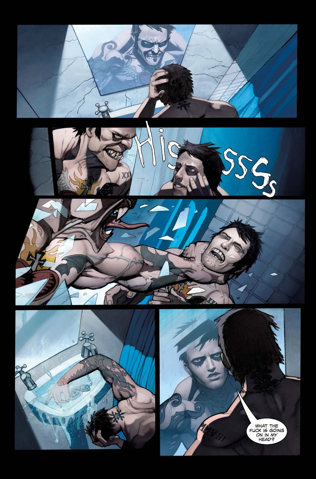 13 Coins issue TPB - Page 11