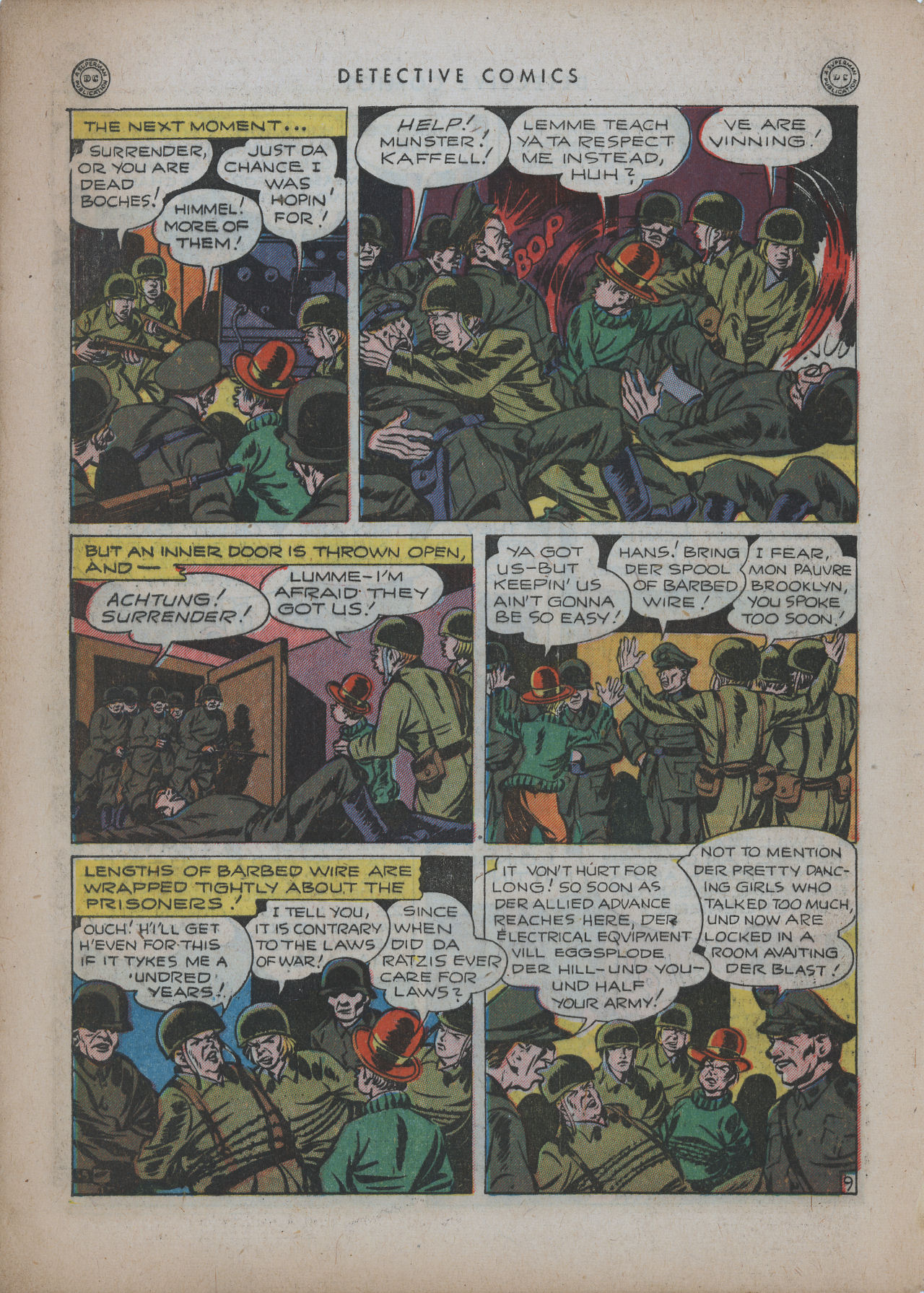 Read online Detective Comics (1937) comic -  Issue #94 - 46