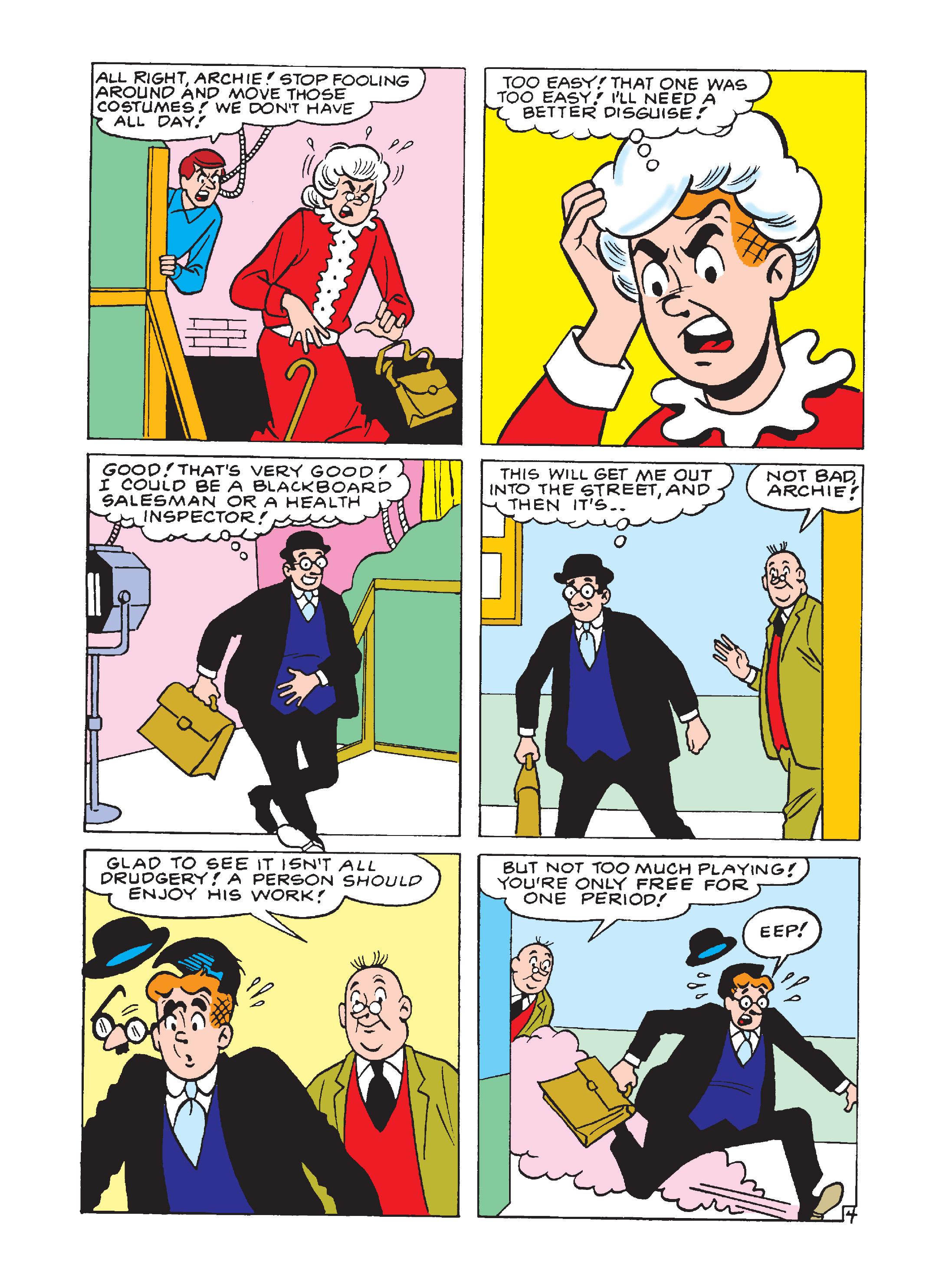 Read online Archie 1000 Page Comics Bonanza comic -  Issue #1 (Part 1) - 28