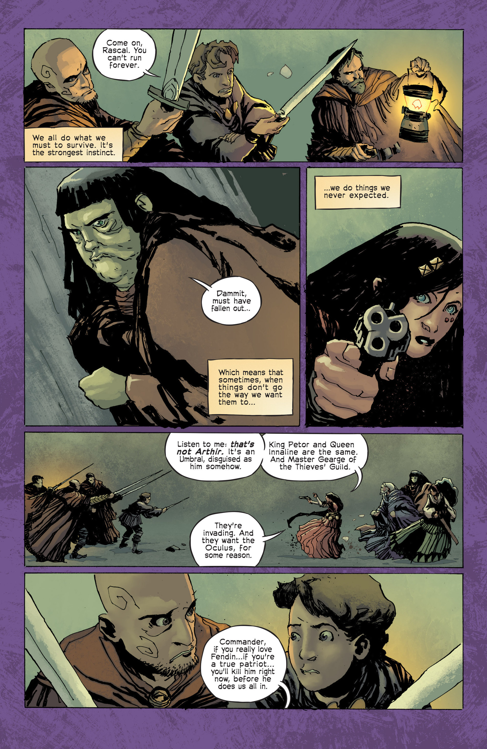Read online Umbral comic -  Issue #6 - 8