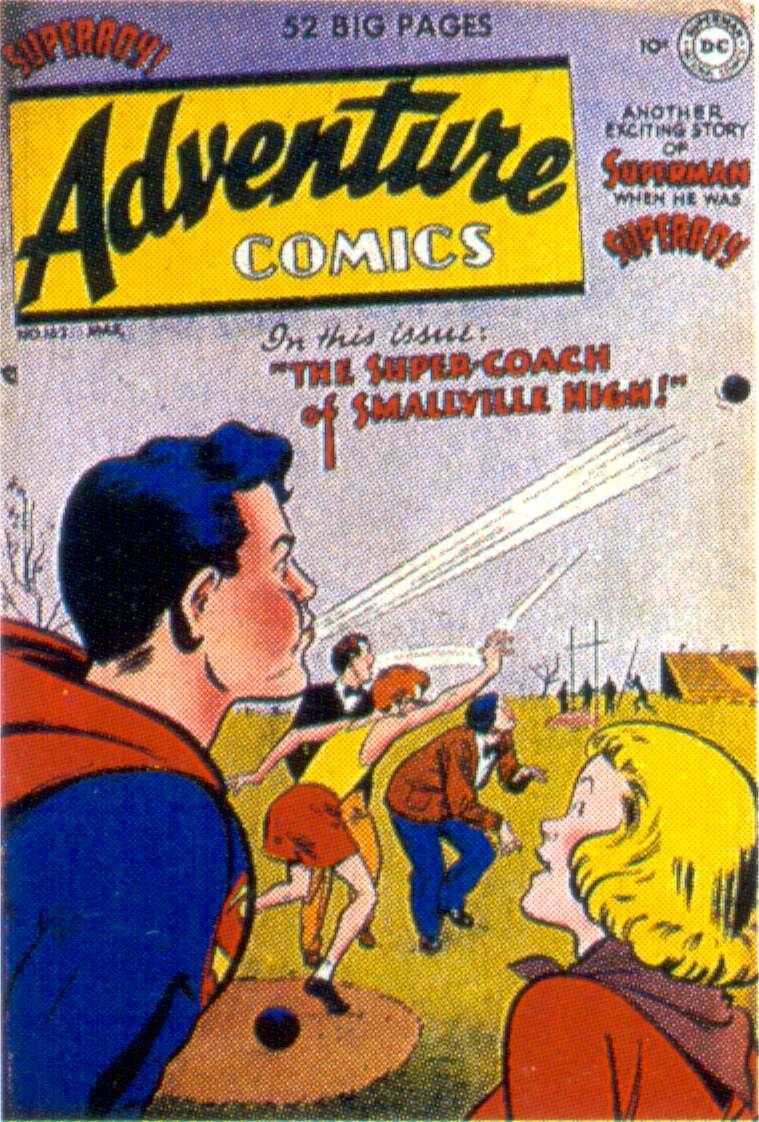 Read online Adventure Comics (1938) comic -  Issue #162 - 1