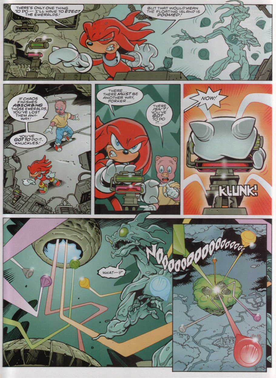 Read online Sonic the Comic comic -  Issue #178 - 3