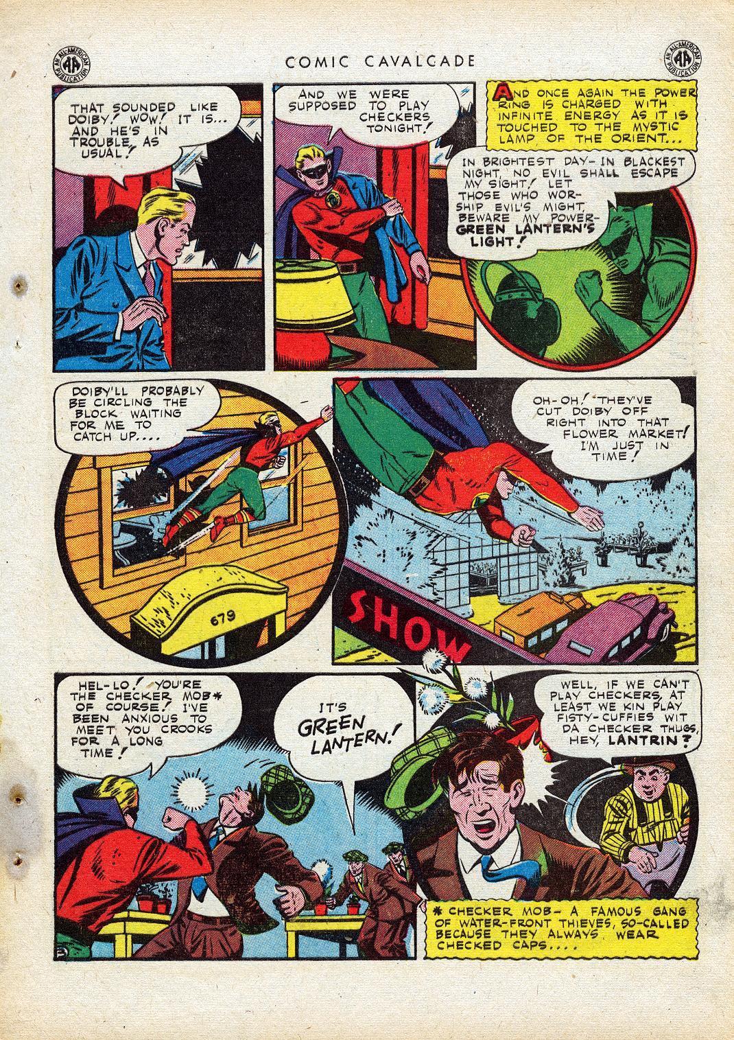 Comic Cavalcade issue 10 - Page 41