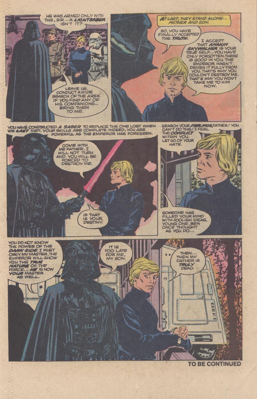 Read online Star Wars: Return of the Jedi comic -  Issue #3 - 20