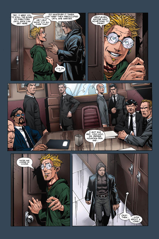 Read online Amazing Fantasy (2004) comic -  Issue #4 - 16