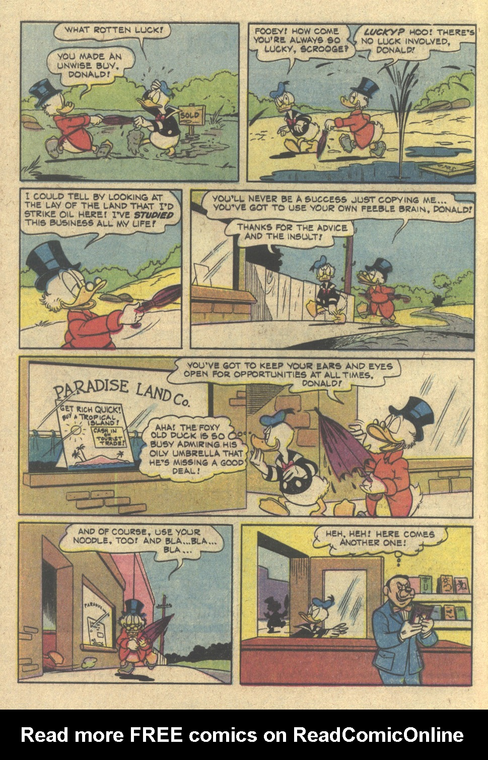 Read online Uncle Scrooge (1953) comic -  Issue #165 - 4
