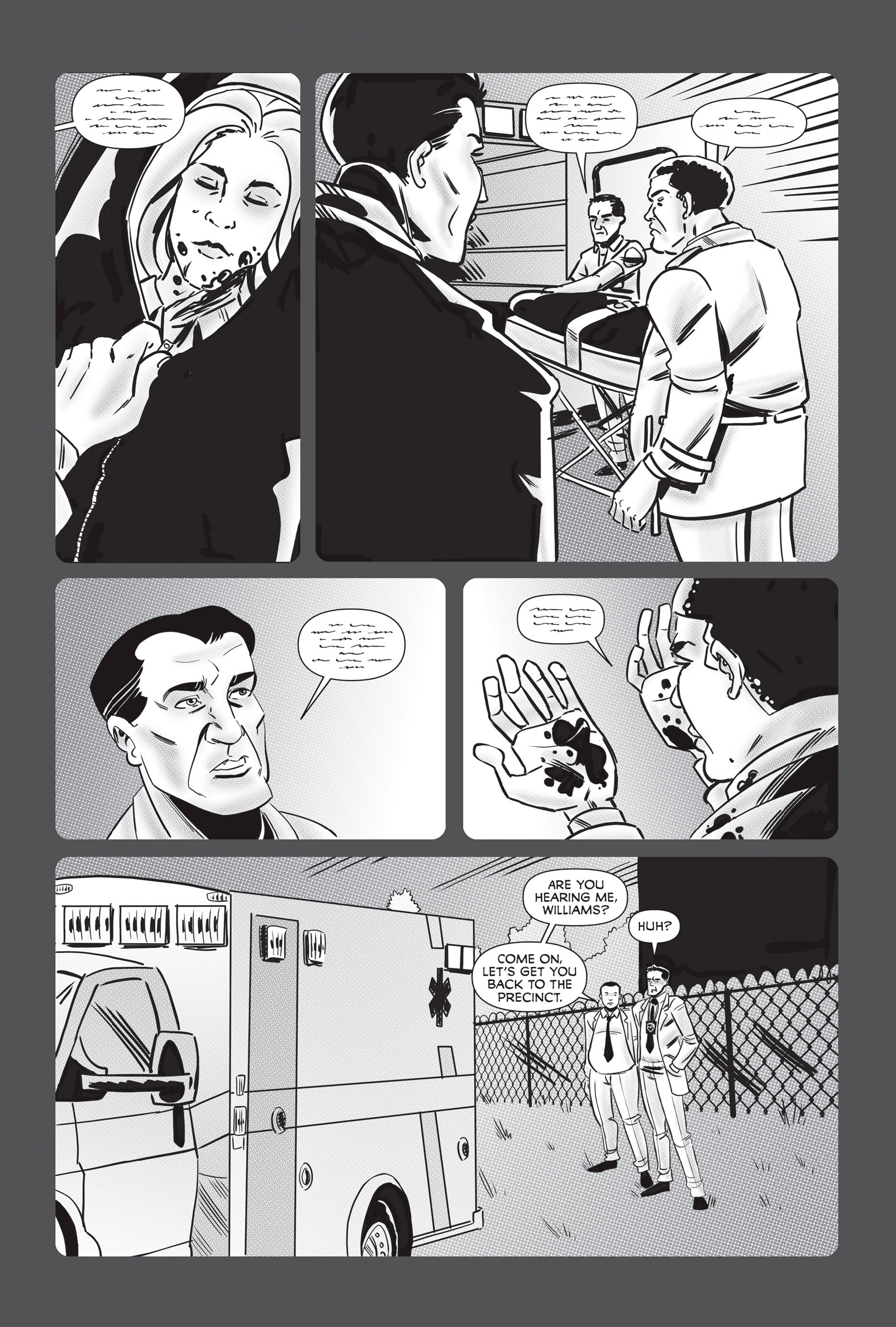 Read online Corktown comic -  Issue #2 - 15