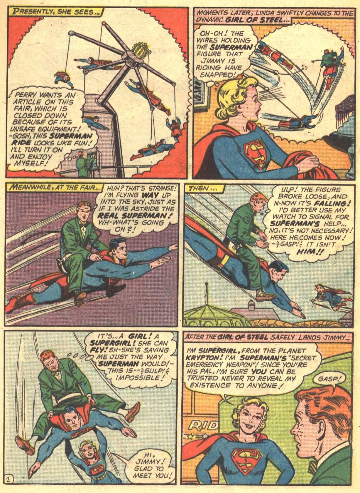 Action Comics (1938) 352 Page 16