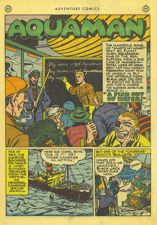Read online Adventure Comics (1938) comic -  Issue #127 - 11