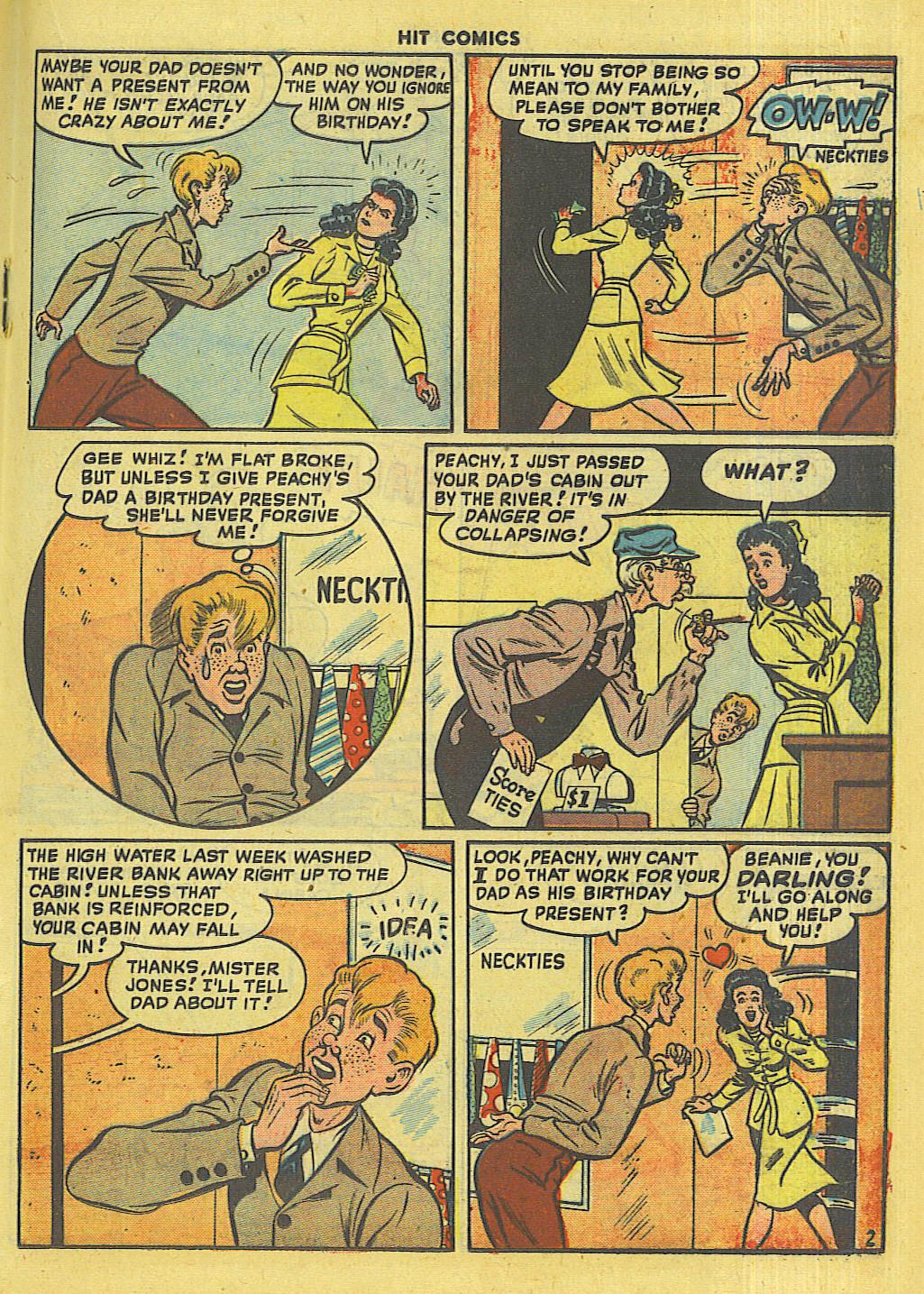 Read online Hit Comics comic -  Issue #56 - 27