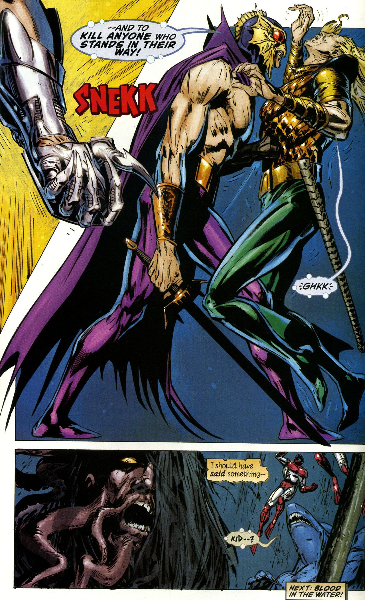Read online Aquaman: Sword of Atlantis comic -  Issue #44 - 22
