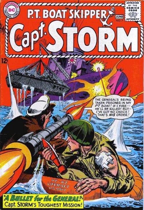 Capt. Storm 7 Page 1