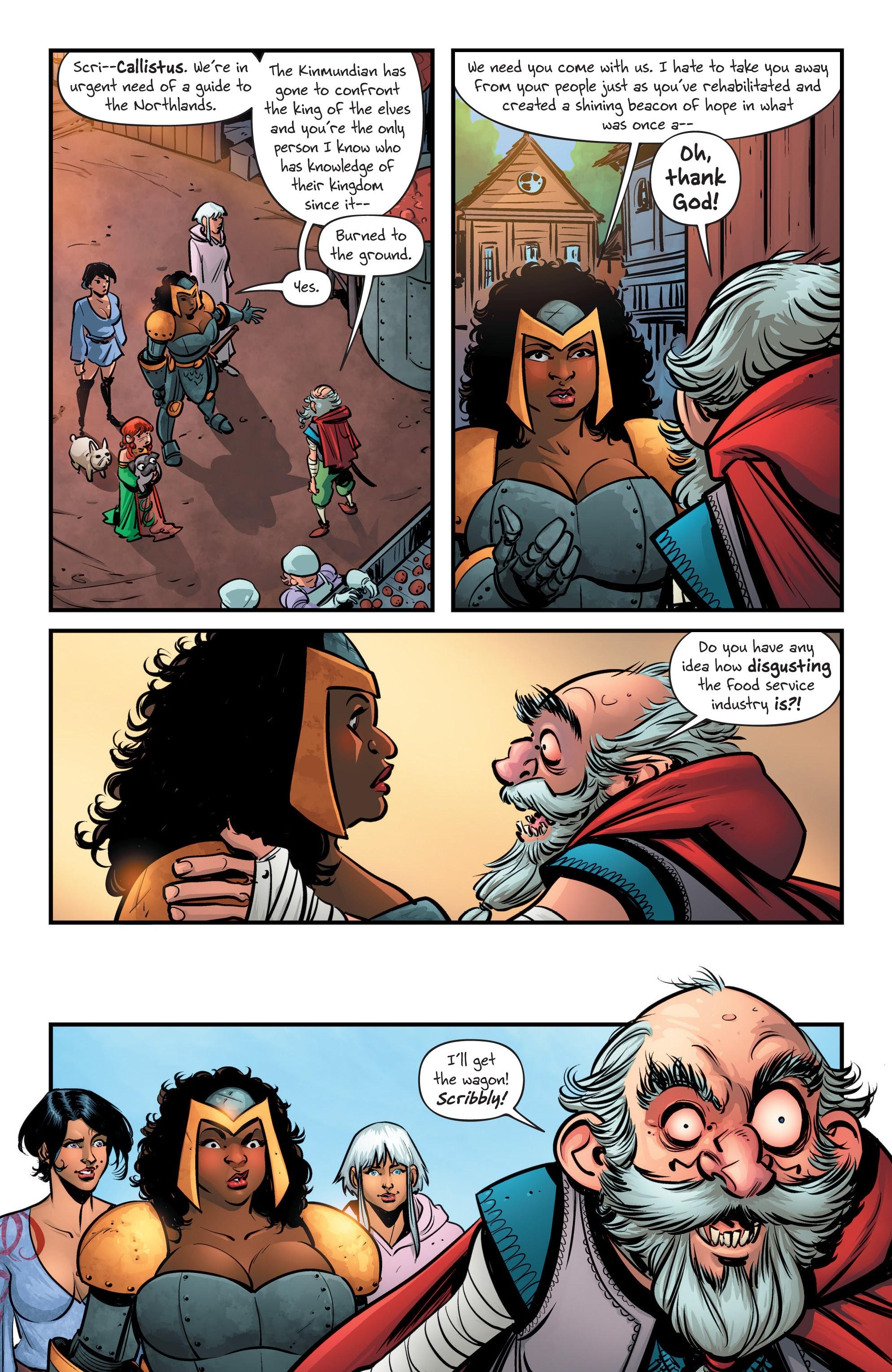 Battlepug (2019) 2 Page 8