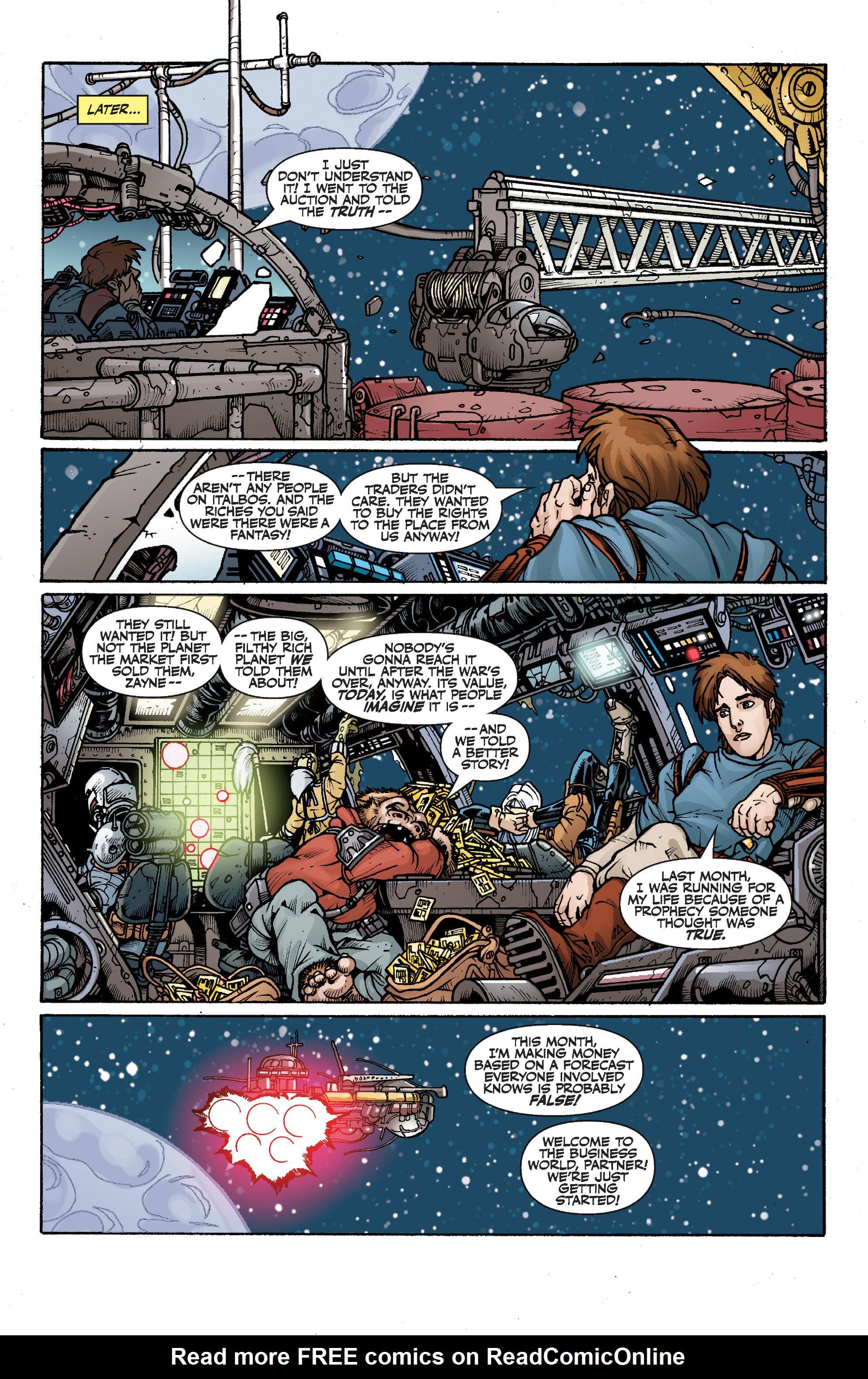 Read online Star Wars Omnibus comic -  Issue # Vol. 32 - 440