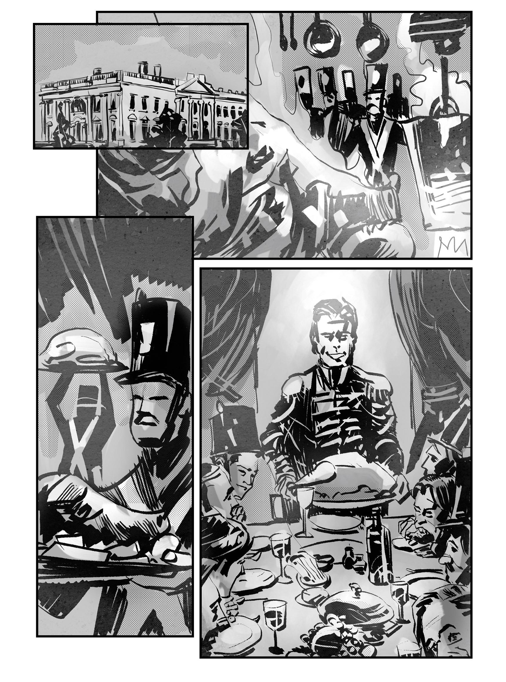 Read online FUBAR comic -  Issue #3 - 80