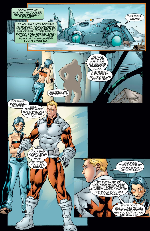 Read online Alpha Flight (2004) comic -  Issue #9 - 10