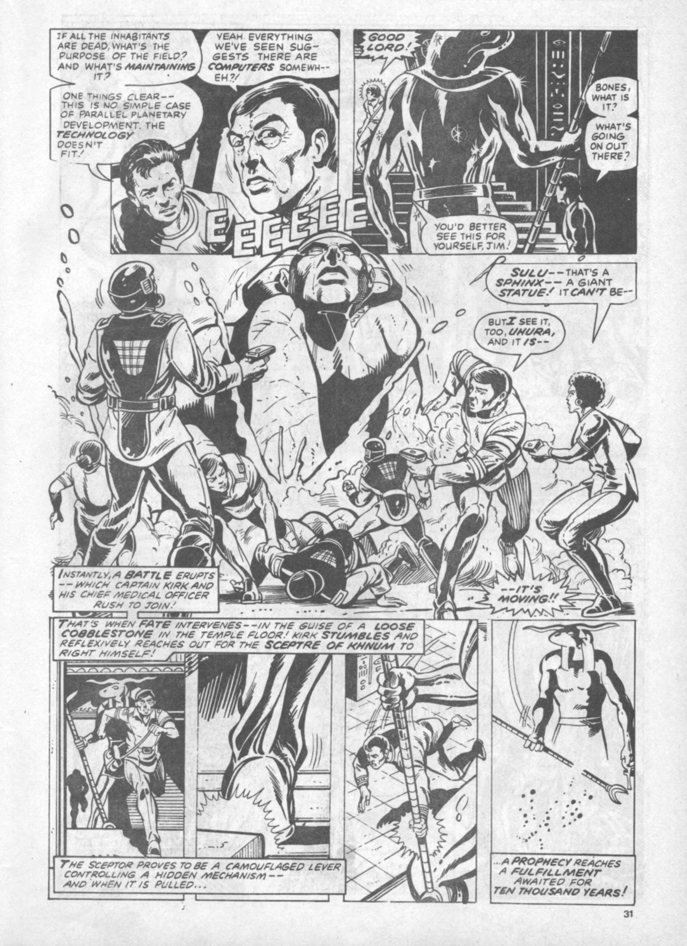 Read online Future Tense comic -  Issue #40 - 31