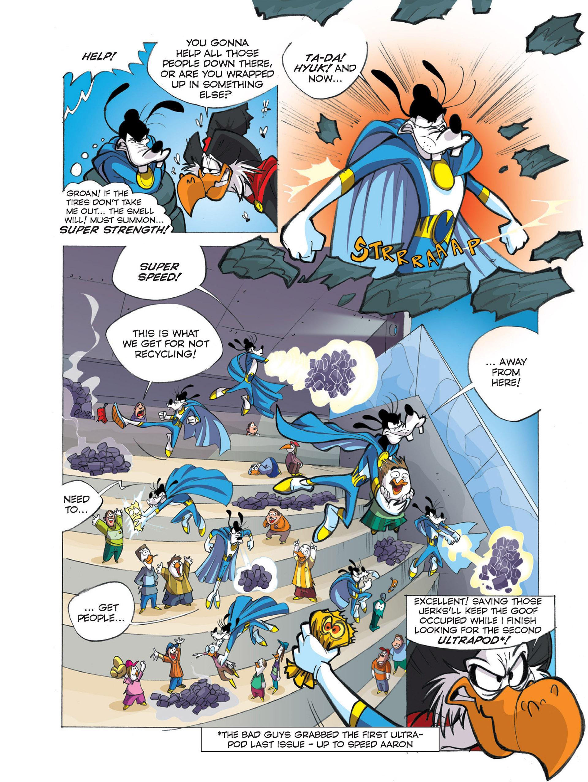 Read online Ultraheroes comic -  Issue #2 - 6