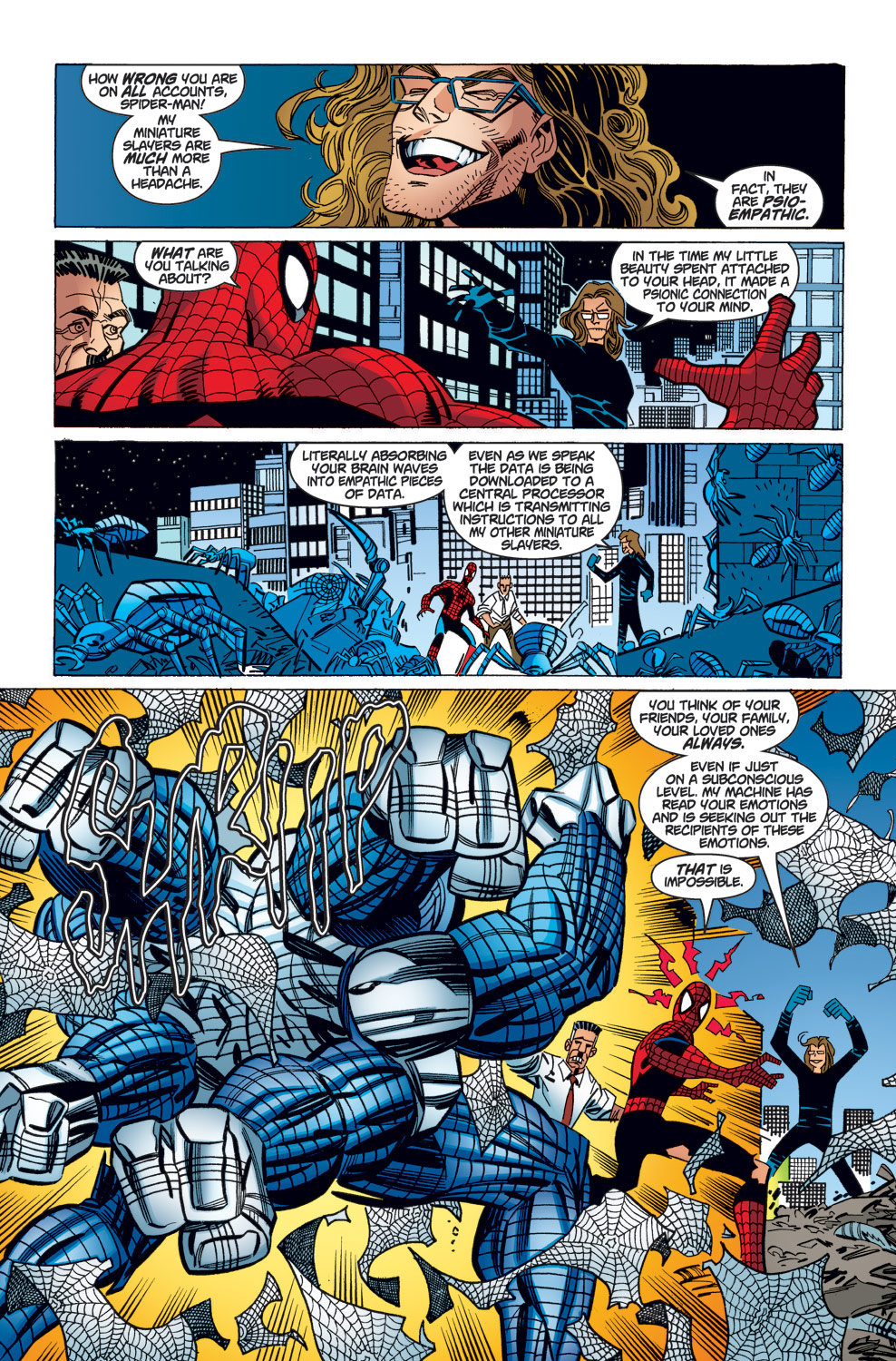 The Amazing Spider-Man (1999) 21 Page 4