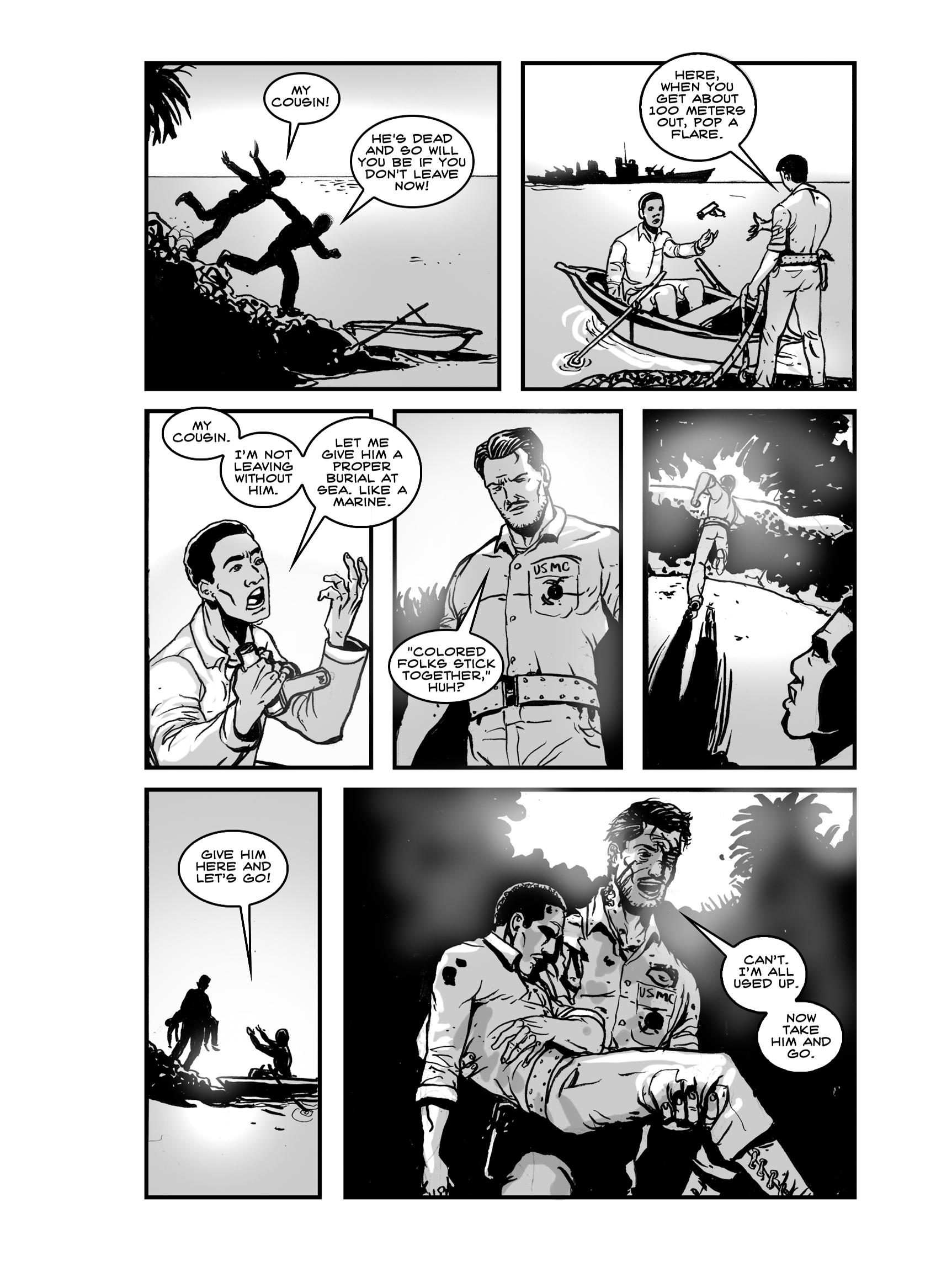 Read online FUBAR comic -  Issue #2 - 208