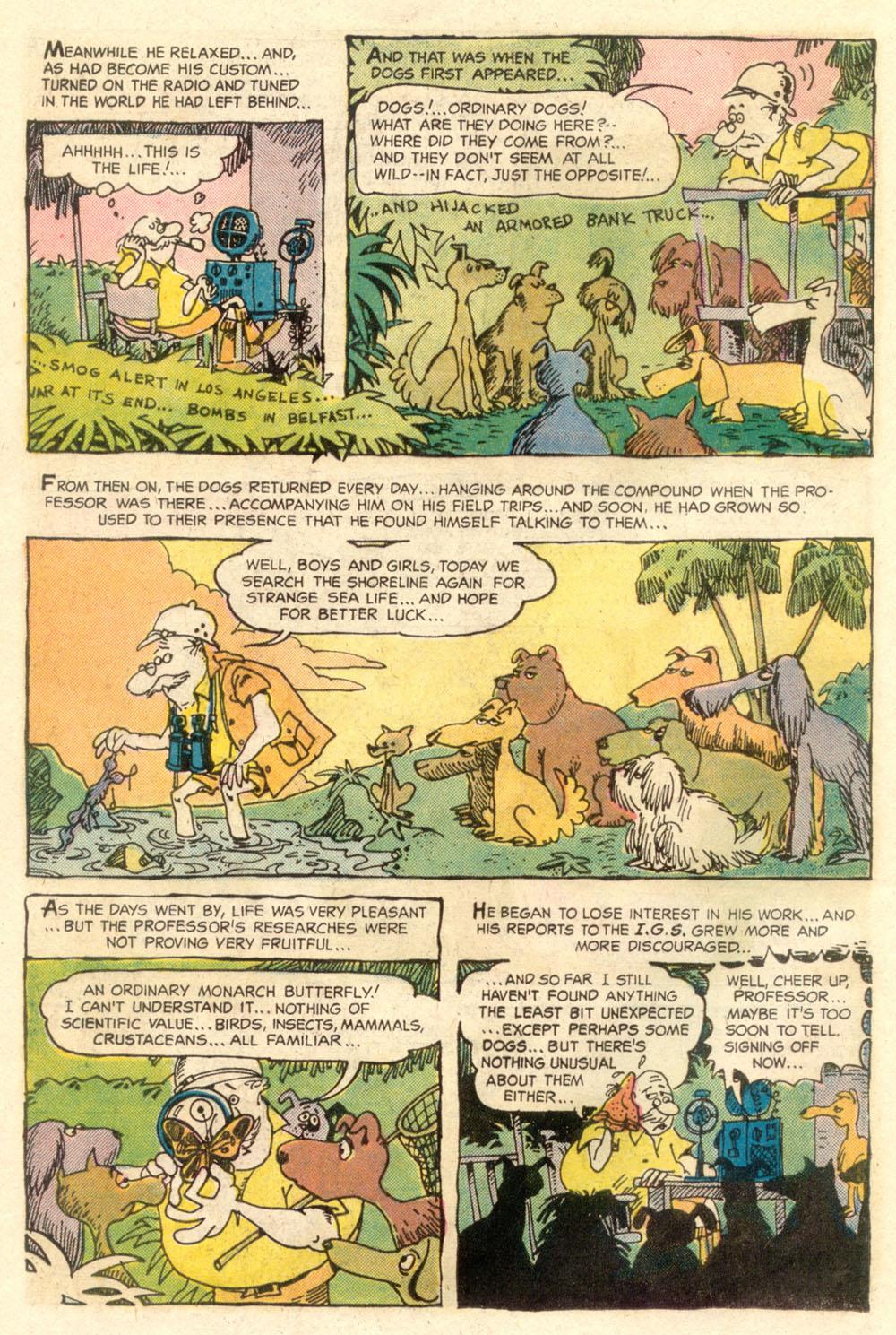 Read online Plop! comic -  Issue #21 - 24