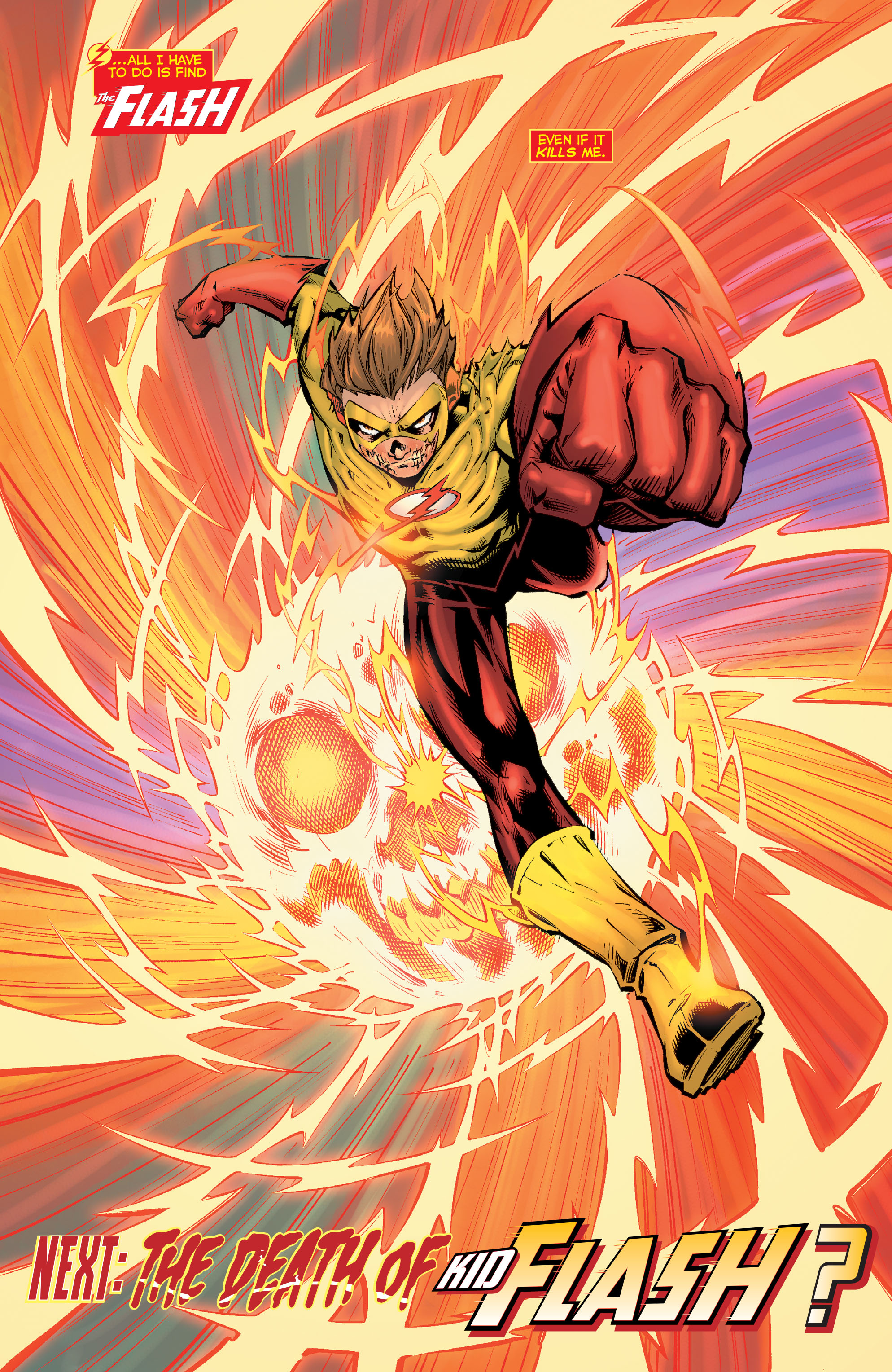 Read online Flashpoint: Kid Flash Lost comic -  Issue #2 - 20