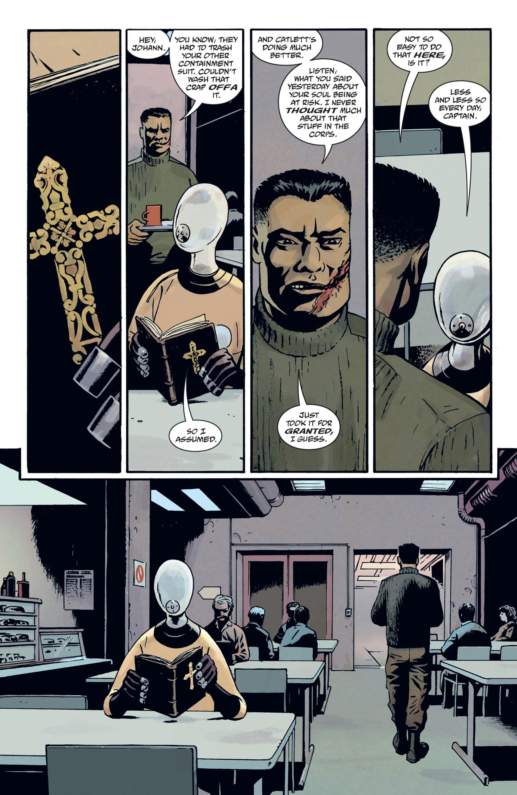 Read online B.P.R.D. (2003) comic -  Issue # TPB 12 - 104