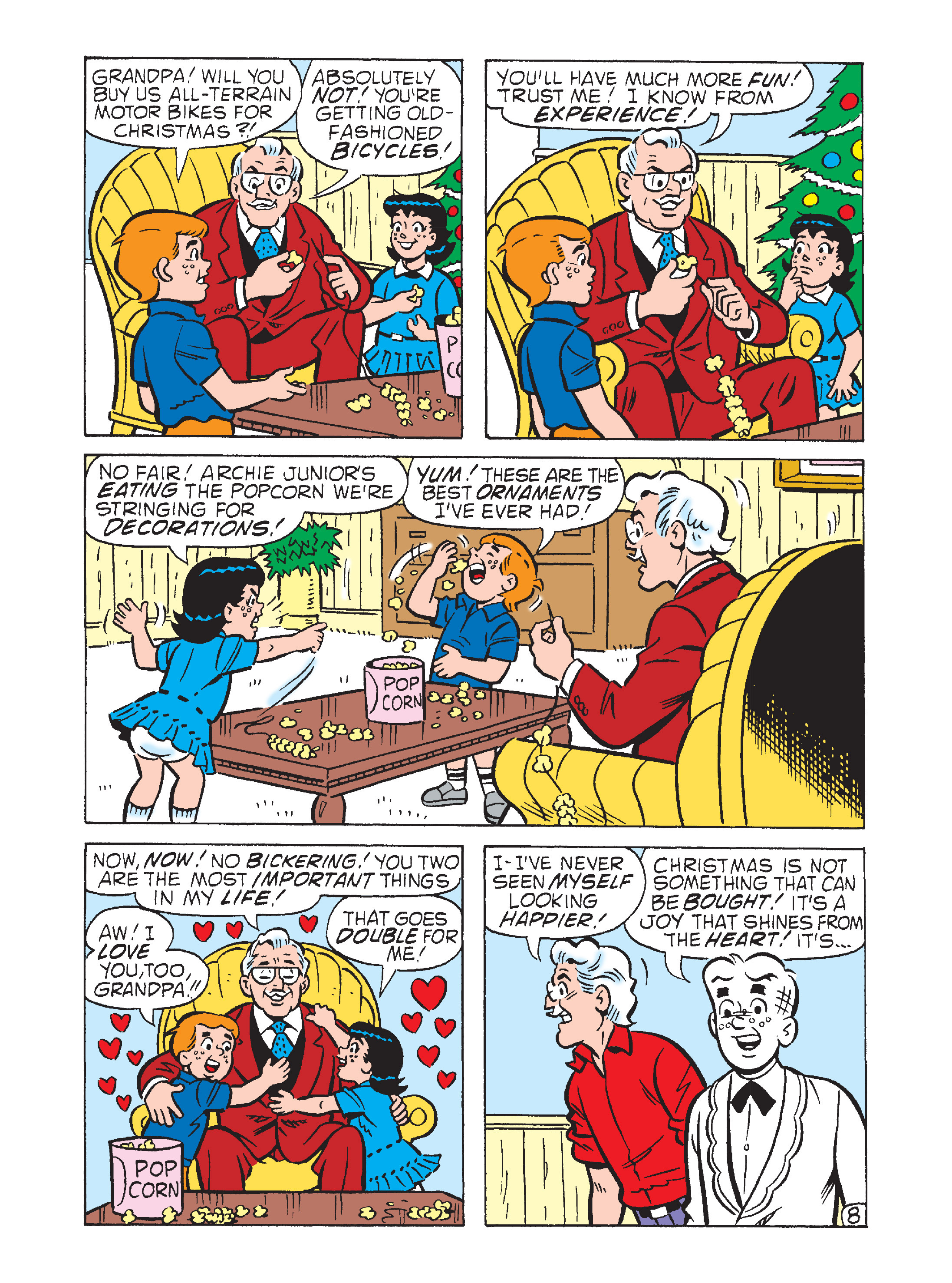 Read online Archie's Funhouse Double Digest comic -  Issue #10 - 27