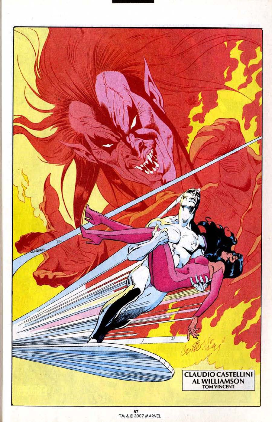 Read online Silver Surfer (1987) comic -  Issue # _Annual 7 - 59