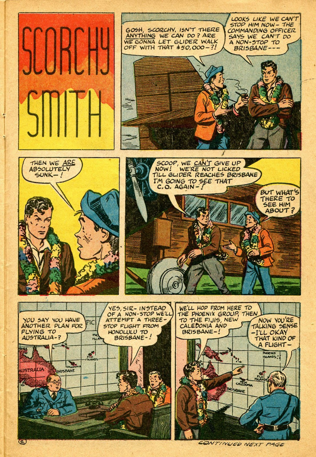 Read online Famous Funnies comic -  Issue #134 - 27