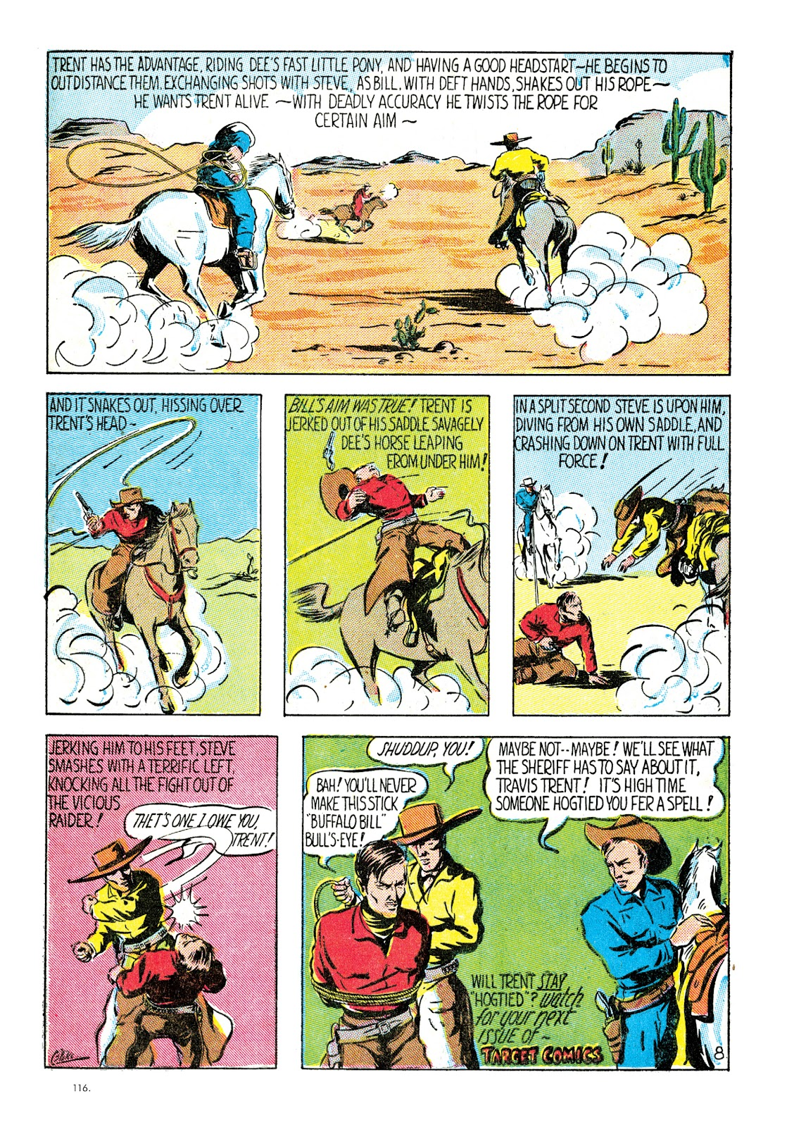 Read online The Bill Everett Archives comic -  Issue # TPB 1 (Part 2) - 16